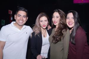 03012017 Carlos, Cristy, Gabriela y Marisol.