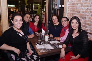 04012017 Anel, Joaquín, Silvia, Iveth, Roberto y Adriana.