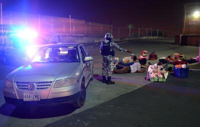Se han realizado diversas detenciones ante los saqueos a comercios.