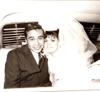 06012017 Sr Alfredo Alarcon y Sra. Alicia Delgado, celebrando su 50 aniversario de casados este 15 de Enero.