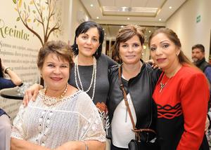 07012017 Maru, Tensy, Maribel y Gaby.