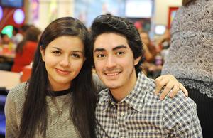 07012017 CONTENTOS.  Alejandra Becerra y Manuel Medina.