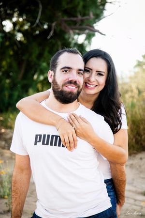 09012017 EN PAREJA.  Mario y Sandra.