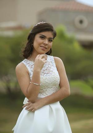 08012017 CUMPLE XV AñOS.  María Fernanda Montañez González.