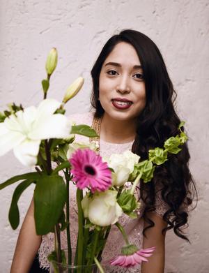 10012017 POR CASARSE.  Nylza Gabriela Ramírez Vargas en su despedida de soltera.