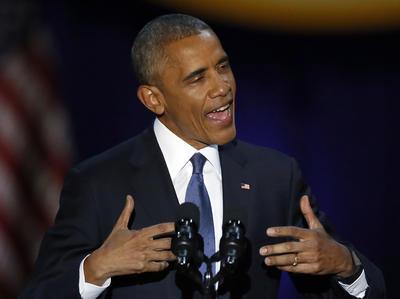 Obama hizo un recorrido por los logros más grandes que realizó durante su mandato.