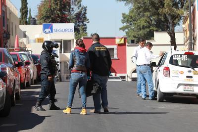 El fiscal comentó que ordenó al Agente del Ministerio Público y a los agentes investigadores abocarse al caso para la detención del abogado, Edgar Daniel, quien la tarde de este martes fue detenido en las inmediaciones de la colonia Hipódromo.
