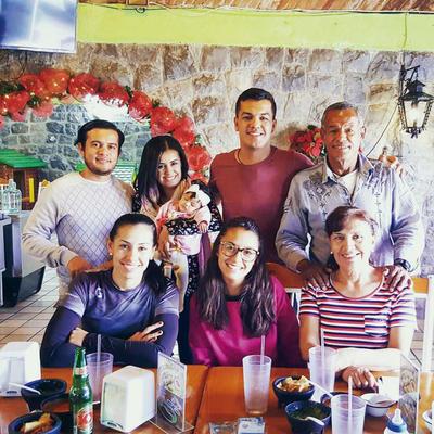 12012017 Dorian, Erika, Emma, Carlos Francisco, Carlos Bernardo, Rocío, Samily y Yolanda.