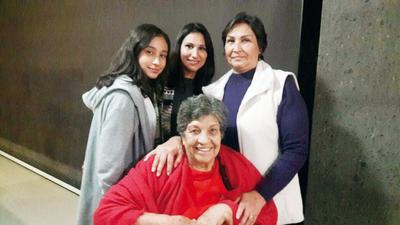 12012017 Luciana, Erika, Aracely y María de los Ángeles.