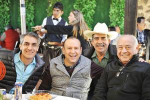 12012017 Antonio, Tolano, Ernesto y Edgardo.