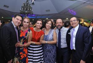 12012017 Tere, Norma, Paty, Ramón, Héctor y Gelasio.
