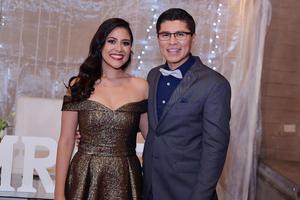 13012017 ENLACE CIVIL.  Gabriela y Manuel ya son marido y mujer.