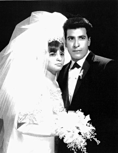 15012017 Marta Elvira Rodríguez Mendoza y Guillermo Rodríguez Rodríguez el 7 de enero de 1967.