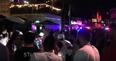 """Algunos de los fallecidos fueron encontrados en la playa de esta discoteca, y que ya se había pedido """"colaboración"""" para que este club y los establecimientos de la zona proporcionen las imágenes tomadas por las cámaras de videovigilancia."""