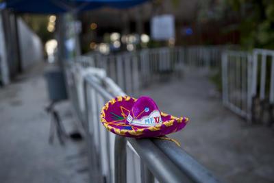 La vigilia fue creada también por la preocupación de que la violencia pueda asentarse a Playa del Carmen.