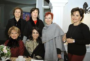 17012017 Cristina, Tere, Marusa, Nadia, Velia y Carmelita.