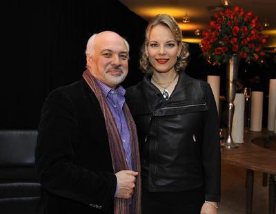 De destacar la elegancia de la conducción del maestro Orbelian con la orquesta coahuilense; no por nada es uno de los directores más importantes de Rusia y el mundo.