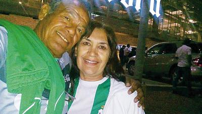 19012017 Carlos Bernardo y Yolanda.
