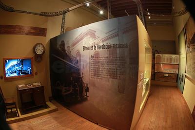 La planta baja de las instalaciones seguirá siendo el Museo Francisco Villa