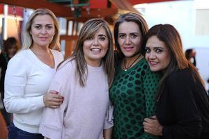 Yolis, Aracely, Mayela y Paty