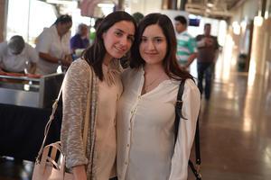 Andrea y Vanessa