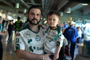 Carlos y Leonel