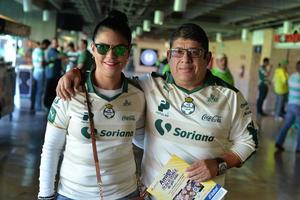 Griselda y Martín