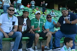 Juan Carlos, Nelson, Juan Carlos, Víctor y Luis