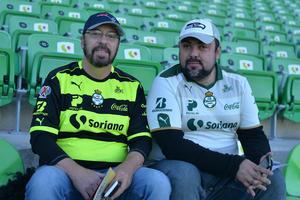 Juan José y Ramón