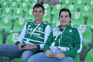 Pablo y Santiago