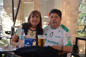 Patricia y Juan José