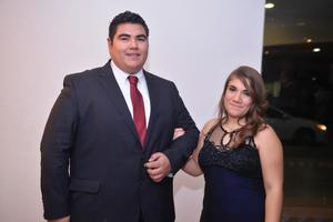 Emmanuel y Ana Gabriela