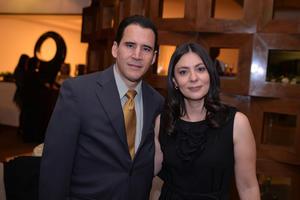 Pablo y Ana Lucía