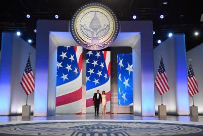 La gala se celebró en Washington, DC.