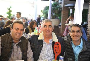 Eduardo, Eduardo y Antonio