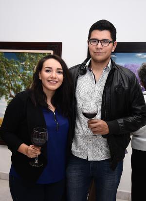 21012017 Laura Arriaga y Carlos Garrido.