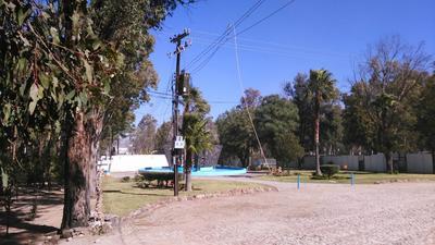 Caída de cables en el Parque Sahuatoba.