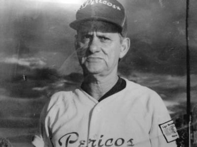 22012017 Victoriano Hernández Delgado (fallecido), de origen veracruzano, radicó en La Laguna desde la década de los 50. Jugador, manager e impulsor del beisbol. Hubiese cumplido 91 años el 20 del presente mes.