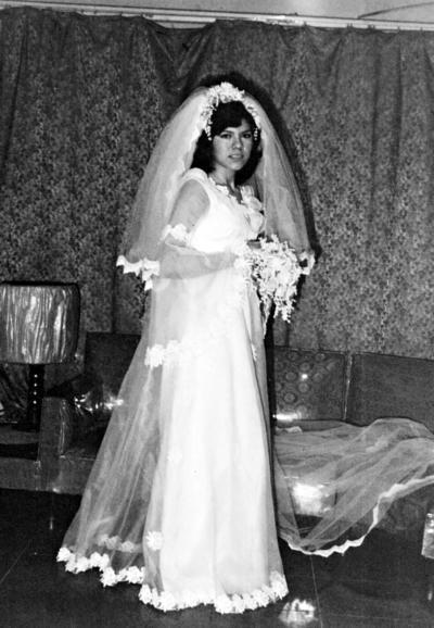 22012017 Silvia Ruiz de Arellano el 24 de diciembre de 1976.
