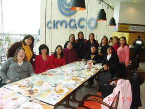 23012017 María Catalina, Patricia, Susana, María de Jesús, Victoria y María Inés.