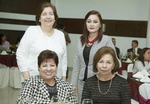 24012017 Lupita, Gloria, Pily y Mary.