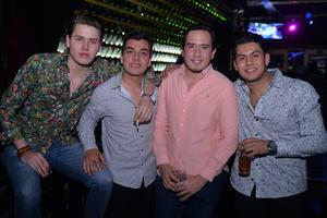25012017 Emilio, Iván, Mauricio y Eduardo.
