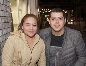25012017 AMENA VELADA.  Daniela y Luis.