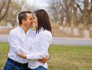 25012017 EN PAREJA.  Robin Gerardo y Angélica.
