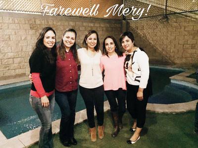 26012017 Myrna, Nancy, Maribel, Estela y Lily.