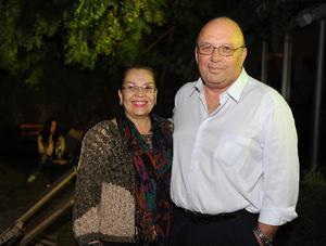 26012017 EN PAREJA.  Ana María y Jorge.