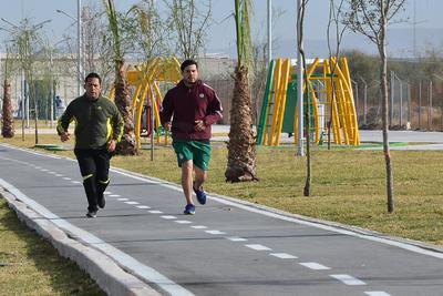 Se inauguró la última etapa del corredor ecológico Línea Verde.
