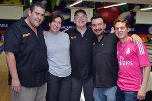 27012017 Agustín, Claudia, Neto, Jaime y Benjamín.