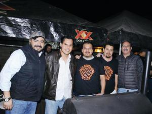 29012017 Manuel, Luis, Oswaldo, Manuel y Enrique.