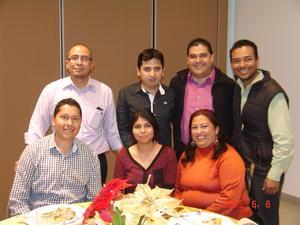 30012017 Asael, Yaneli, Mayra, Eduardo, Iván, Alfredo y Pedro.